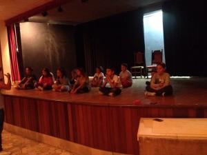 scuola di recitazione Portici di Armando Chartier